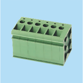 BCDT123VB / PCB terminal block - 5.00 / 7.62 mm