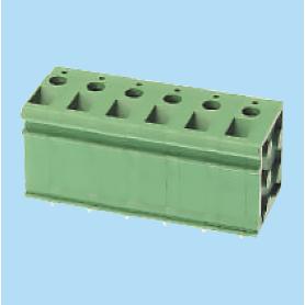 BCDT123VA-XX-P3 / PCB terminal block - 5.00 / 7.62 mm