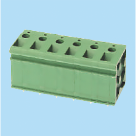 BCDT123VB-XX-P3 / PCB terminal block - 5.00 / 7.62 mm