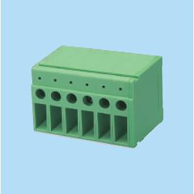 BCDT2300 / PCB terminal block - 5.00 / 7.62 mm