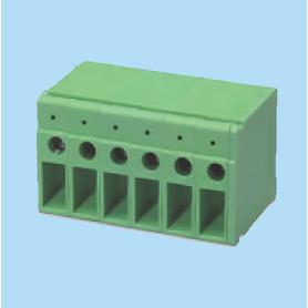 BCDT2320 / PCB terminal block - 5.00 / 7.62 mm