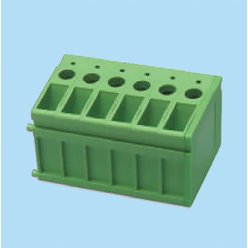 BCDT2301 / PCB terminal block - 5.00 / 7.62 mm