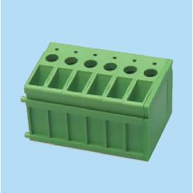 BCDT2301 / PCB terminal block - 6.35 mm