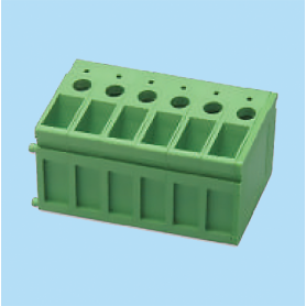 BCDT2321 / PCB terminal block - 7.62 mm
