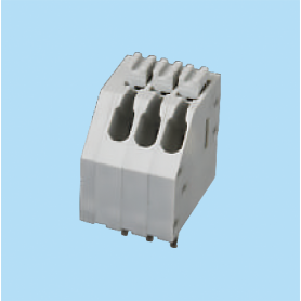 BC013611 / Screwless PCB terminal block Cage Clamp - 2.50 / 2.54 mm