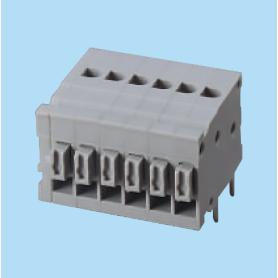 BC013811 / Screwless PCB terminal block Cage Clamp - 2.54 mm