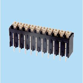 BC013850-XX-L / Screwless PCB terminal block Cage Clamp - 3.50 mm