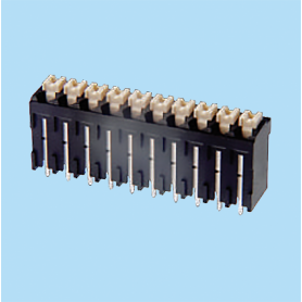 BC013850-XX-L1.5 / Screwless PCB terminal block Cage Clamp - 3.50 mm