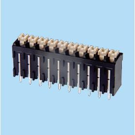 BC013850-XX-L2.0 / Screwless PCB terminal block Cage Clamp - 3.50 mm
