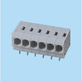 BC144R-XX-P2 / Screwless PCB terminal block Cage Clamp - 3.81 / 3.96 mm
