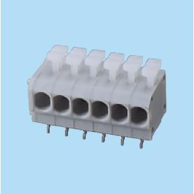 BC144RA-XX-P1 / Screwless PCB terminal block Cage Clamp - 3.81 mm
