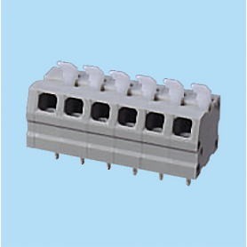BC013712 / Screwless PCB terminal block Cage Clamp - 5.00 mm