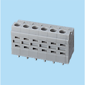 BC013870 / Screwless PCB terminal block Cage Clamp - 5.00 mm