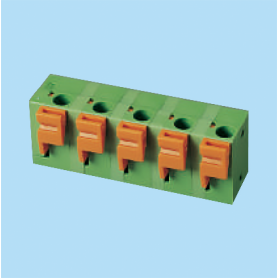 BC142V-XX-P3 / Screwless PCB terminal block - 7.62 mm