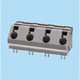 BCWSKA100-XX-P4 / Clamp Screwless PCB terminal block (57 A UL) - 10.00 / 12.50 / 20.00 mm
