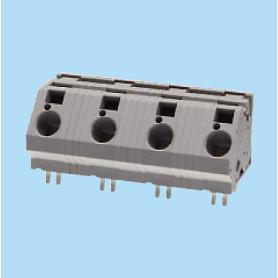 BCWSKA100-XX-P4 / Clamp Screwless PCB terminal block (57 A UL) - 10.00 / 12.50 / 20.00 mm