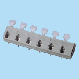 BCWKA100A / Screwless PCB terminal block Spring Clamp - 10.00 mm