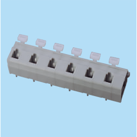 BCWKV100A / Screwless PCB terminal block Spring Clamp - 10.00 mm
