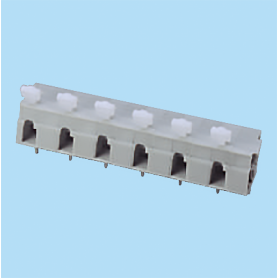 BCWKR100A / Screwless PCB terminal block Spring Clamp - 10.00 mm