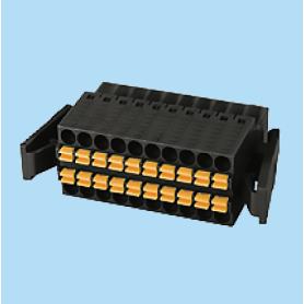BC0156-1CXX-BK / Plug pluggable PID - 2.54 mm
