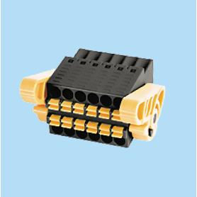 BC0156-1DXX-BK / Plug pluggable PID - 2.54 mm