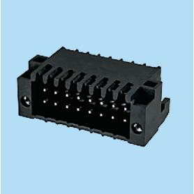 BC0156-17XX-BK / Plug pluggable PID - 2.54 mm