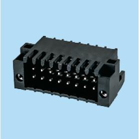 BC0156-18XX-BK / Plug pluggable PID - 2.54 mm