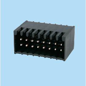BC0156-15XX-BK / Plug pluggable PID - 2.54 mm