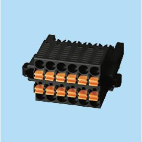 BC0156-2CXX-BK / Plug pluggable PID - 3.50 mm