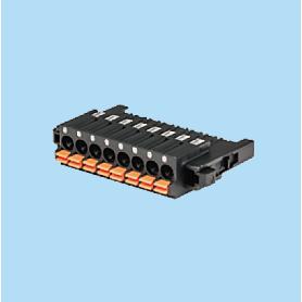 BC0225-02XX / Plug pluggable Light Pipe Spring - 3.50 mm