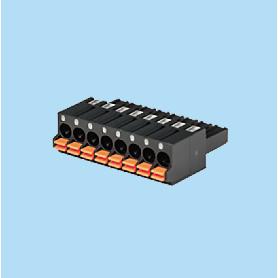 BC0225-03XX / Plug pluggable Light Pipe Spring - 3.50 mm