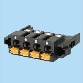 BC0226-02XX / Plug pluggable Light Pipe Spring - 5.00 mm