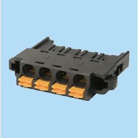 BC0226-07XX / Plug pluggable Light Pipe Spring - 5.00 mm