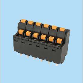 BC0228-21-XX / PID PCB terminal block - 5.08 mm