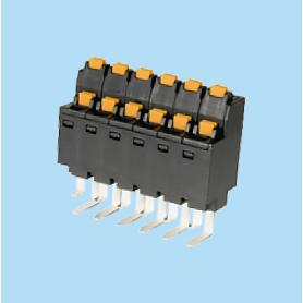 BC0228-22-XX / PID PCB terminal block - 5.08 mm