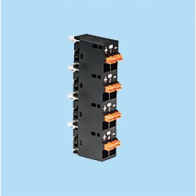 BC0171-21-XX / PID PCB terminal block - 9.00 / 12.50 mm