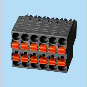 BC01562B / Plug and socket terminal block c-cage - 3.50 mm