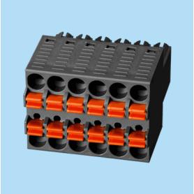 BC01562B / Plug and socket terminal block c-cage - 3.50 mm