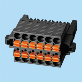 BC01562C / Plug and socket terminal block c-cage - 3.50 mm