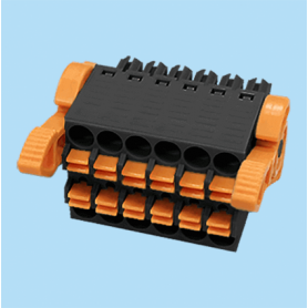 BC01562D / Plug and socket terminal block c-cage - 3.50 mm
