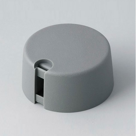 A1031068 / TOP-KNOBS 31 -PA 6 - volcano - 31x16mm 6mm