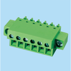 BCEC350FM / Plug for pluggable terminal block screw - 3.50 mm