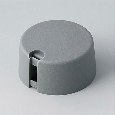 A1031648 / TOP-KNOBS 31 - PA 6 - volcano - 31x16mm