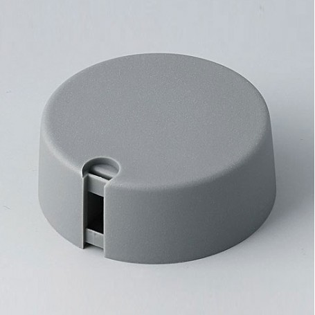 A1040648 / TOP-KNOBS 40 - PA 6 - volcano - 40x16mm