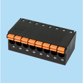 BC018411 / Card edge spring terminal block - 3.50 mm