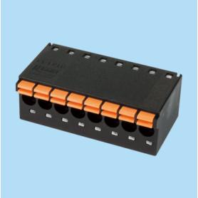 BC018413 / Card edge spring terminal block - 3.50 mm
