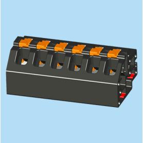 BC019102-XX / PID pluggable terminal block - 5.00 mm