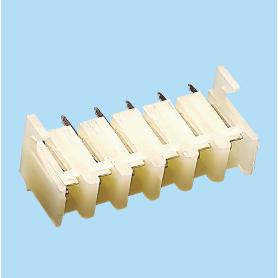 1509 / Conector recto hembra acoplamiento bajo PCB - Paso 5,08 mm