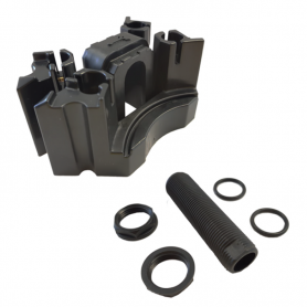 6050-5500-0156 / Accesorio Heavy Duty 6256: Kit de enlace base multipedal
