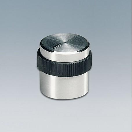 A1416449 / TUNING KNOB - ABS (UL 94 HB) - brilliant - 15